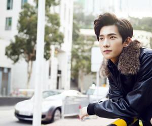 asian boy and yangyang image