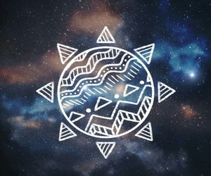 galaxy, wallpaper, and art image