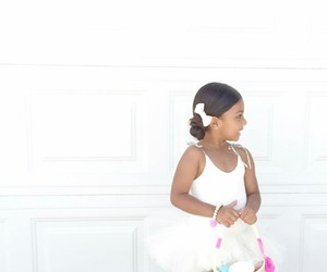 baby girl, easter, and cute image