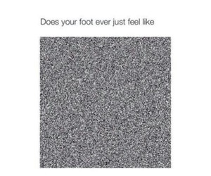 funny, feet, and lol image