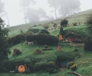 hobbit, nature, and travel image