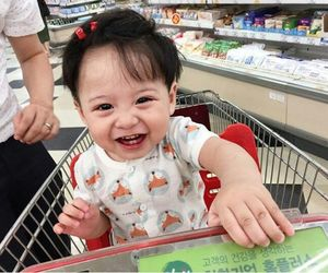 asian, babies, and baby image