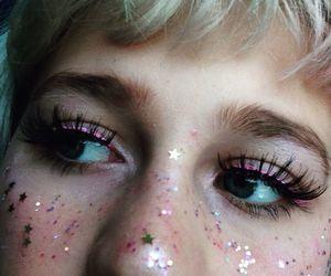 festival and glitter image
