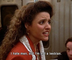 bisexual, meme, and seinfeld image