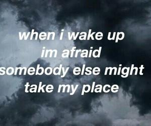 afraid, song, and the nbhd image