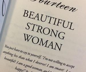 beautiful, selflove, and book image