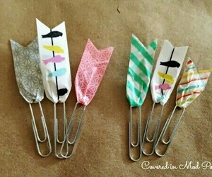 cute, bookmarks, and Easy image