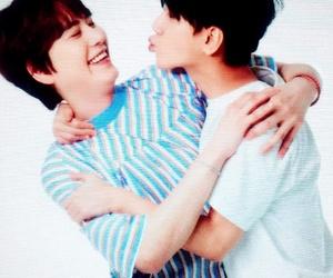yesung, kyuhyun, and super junior image