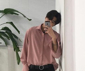 aesthetic, asian boy, and male image