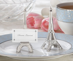 wedding favors, place card holders, and french wedding favors image