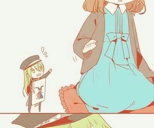 anime, amnesia, and mini comic image