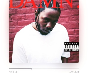 damn, apple music, and hip hop image