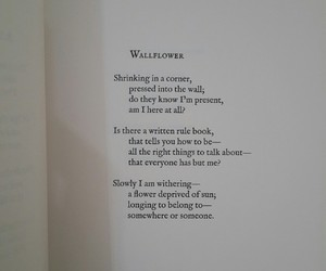 alone, anxiety, and Lang Leav image