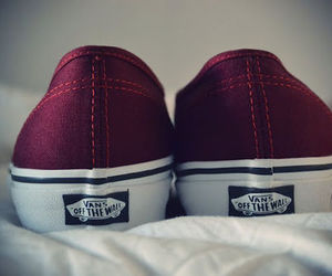 vans and red image