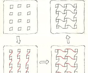 art journal and zentangles image
