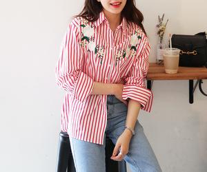 asian fashion, beautiful, and kstyle image