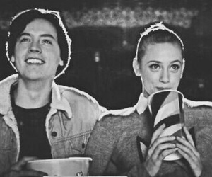 riverdale, betty cooper, and jughead image