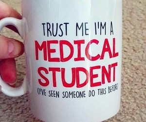 medical, medicine, and med school image
