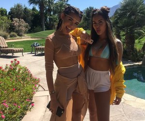 madison beer, coachella, and claudia tihan image