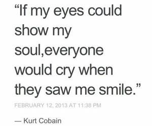 nirvana, quotes, and kurt cobain image