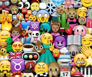 color and emojis image