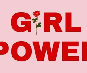 pink, rose, and power image