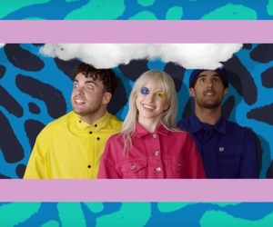 hayley williams, taylor york, and hard times image