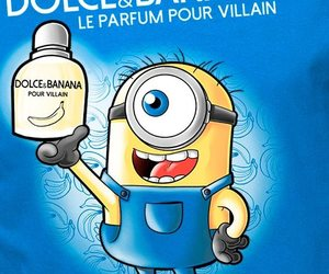 humor, minion, and perfume image