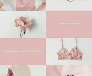 pink, riverdale, and betty cooper image