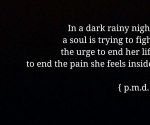 deep, depression, and pain image