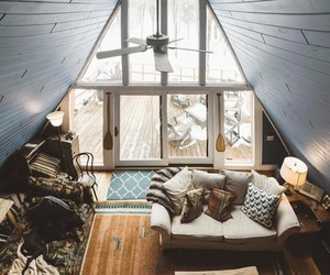 beautiful, book nook, and cosy image
