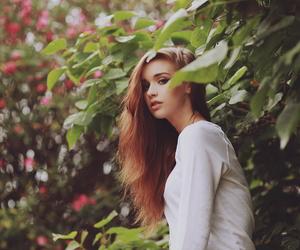aesthetic, theme, and girl image