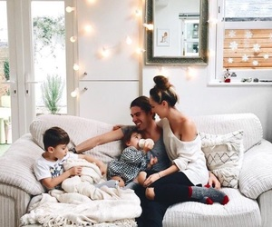 family, cute, and kids image