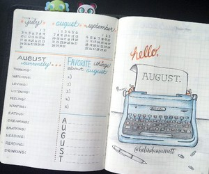 bullet journal image