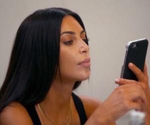 kim kardashian and reaction image