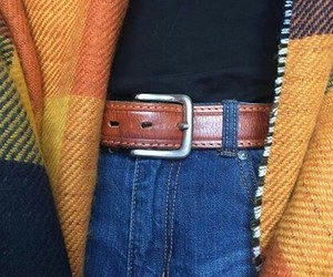 autumn, belt, and fall image