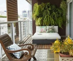 balcony, interior, and design image
