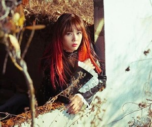dreamcatcher, korean, and girl image