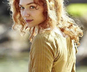 period drama, poldark, and eleanor tomlinson image