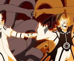 anime, naruto, and naruto uzumaki image