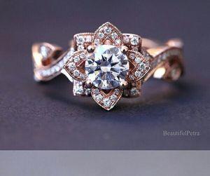 gold, jewelry, and diamond image