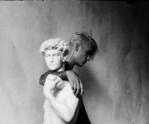 b&w, mine, and black & white image