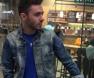 blue, casual, and nathan sykes image