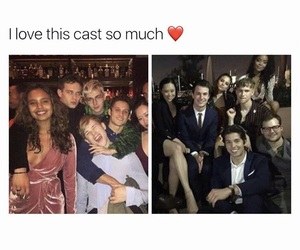 series, show, and cast image