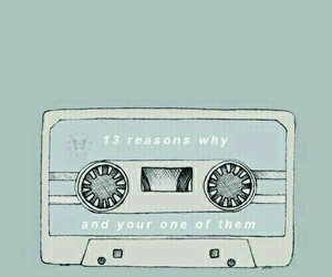 13 reasons why, wallpaper, and stranger things image