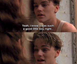 leonardo dicaprio, quotes, and The Basketball diaries image
