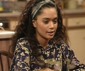 80s, the cosby show, and lisa bonet image