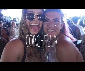 california, festival, and music festival image
