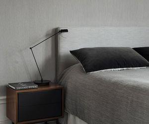grey, white, and decor image