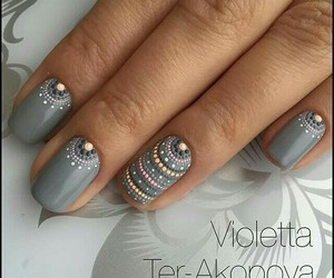 fashion, style, and nails art image